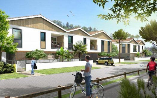 Programme Immobilier Neuf Le Teich Lagoa - Immocub