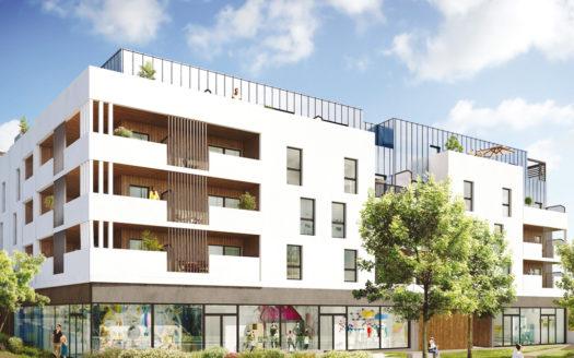 Programme Neuf Bayonne Residence Canopee - Immocub