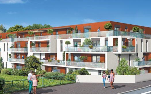Programme immobilier neuf Bayonne Villa Gaia