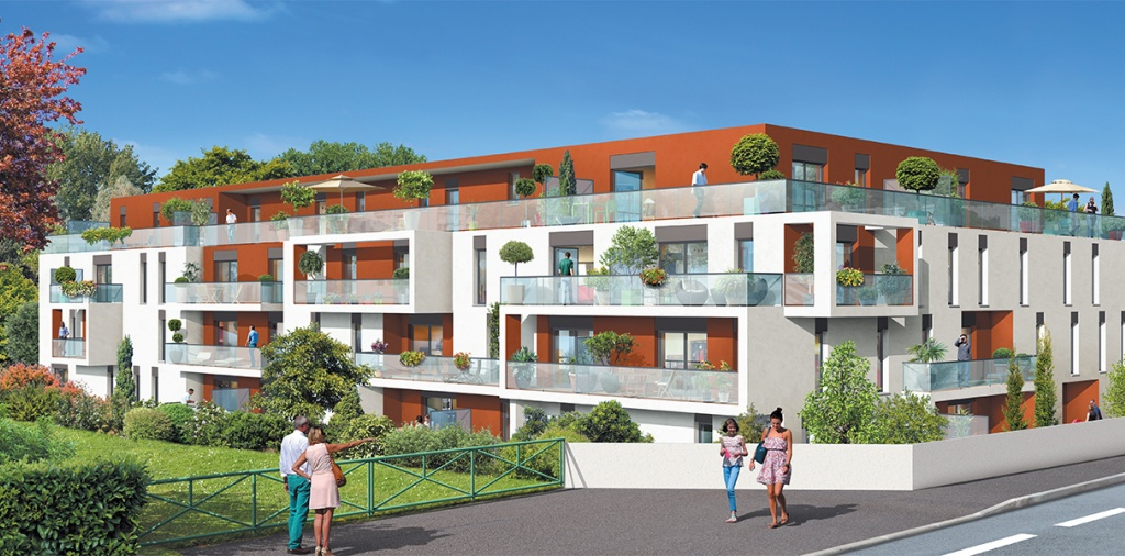 programme neuf bayonne villa gaia immocub 200 programmes neufs. Black Bedroom Furniture Sets. Home Design Ideas