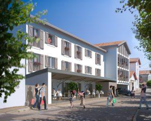 Appartement Neuf Boucau