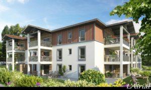 Appartement Neuf Saint Martin De Seignanx