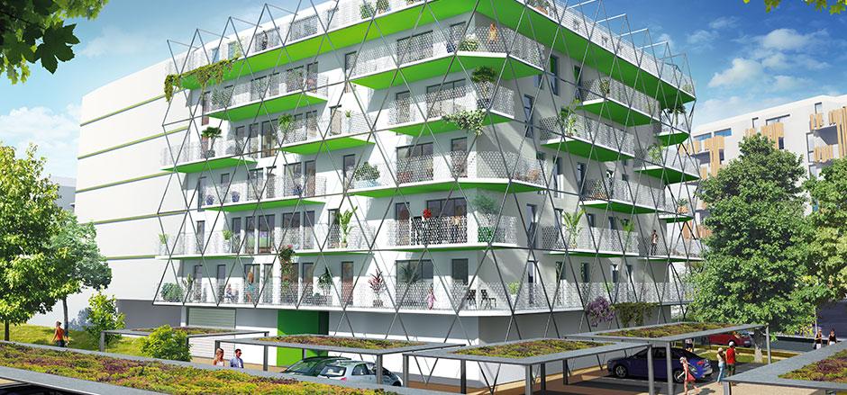 immobilier neuf lormont immocub 200 programmes. Black Bedroom Furniture Sets. Home Design Ideas