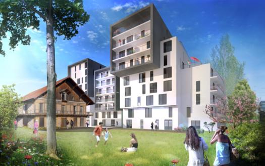 Programme Neuf Lormont Villa Alexandre - Immocub