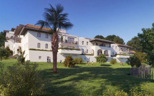 Programme Neuf Anglet Villa Artèa - Immocub