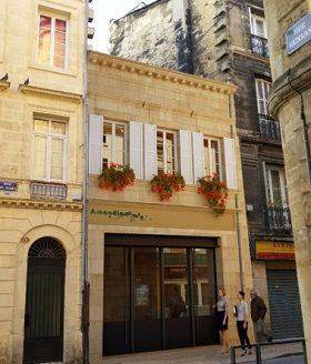 Programme Neuf Bordeaux centre 62 rue des faure - Immocub