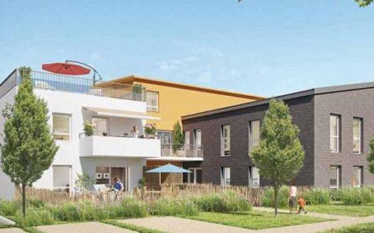 Programme-Immobilier-Neuf-Blanquefort-Domaine du Cardinal-Immocub