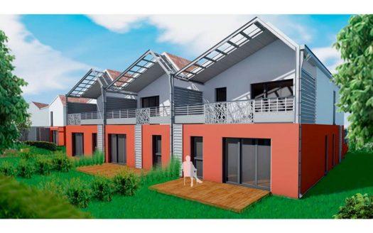 Programme-Immobilier-Neuf-Lormont-Etoile La Gardette-Immocub
