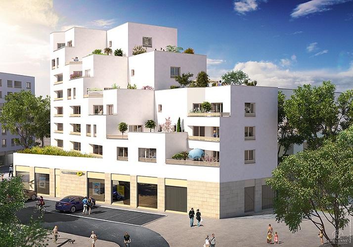 Programme neuf villenave d 39 ornon agora immocub 200 for Programme immobilier neuf 2017