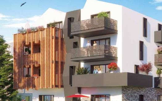 Programme-Immobilier-Neuf-Mérignac-Domaine du Vigneau-Immocub