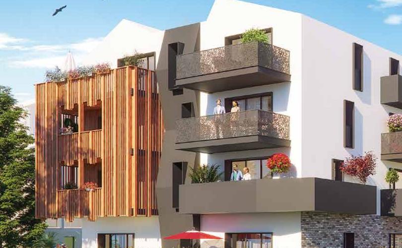 Programme neuf m rignac domaine du vigneau immocub for Programme immobilier neuf 2017