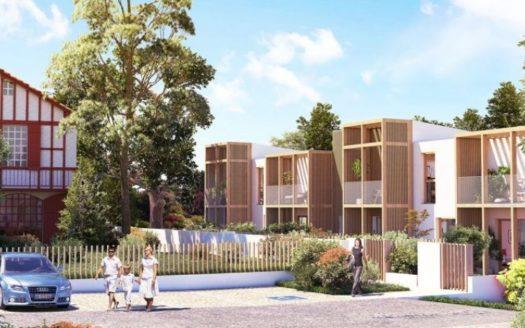 Programme-Immobilier-Neuf-Bayonne-Bakarra- Immocub