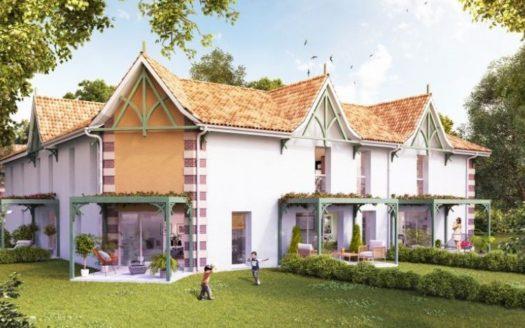 Programme Immobilier Neuf Andernos Le Parc des Verdiers-Immocub