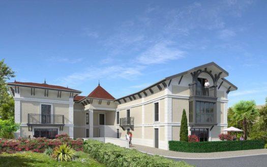 Programme Immobilier Neuf Arcachon L'Estran - Immocub