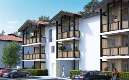 Programme Neuf Immobilier Audenge Bellissim'o - Immocub