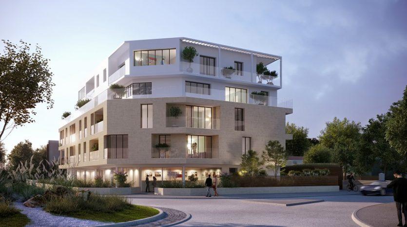 Programme neuf bordeaux caud ran villas 105 immocub for Logement neuf bordeaux
