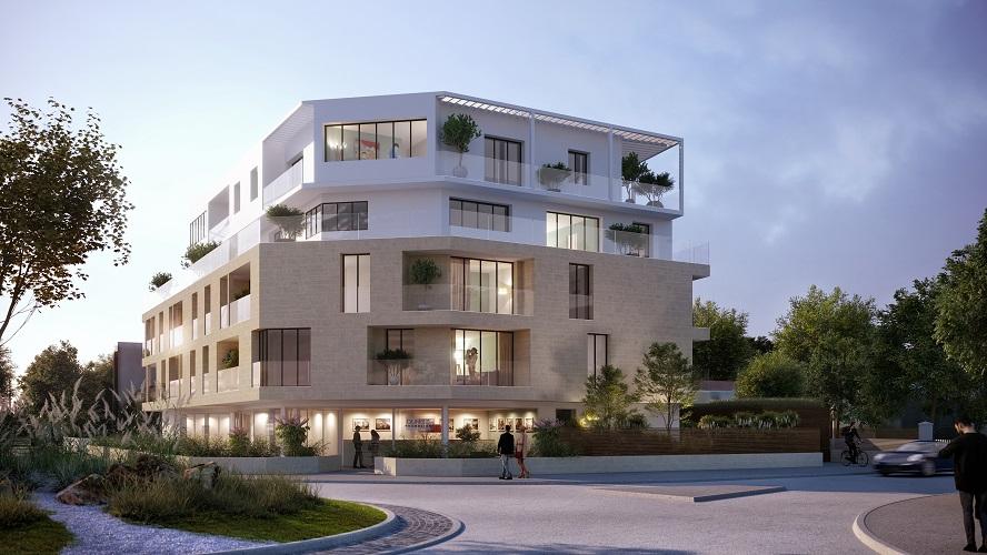 programme neuf bordeaux caud ran villas 105 immocub. Black Bedroom Furniture Sets. Home Design Ideas