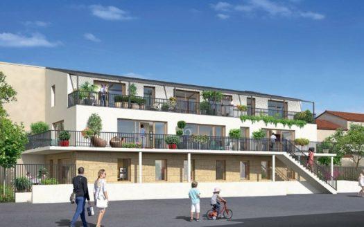 Programme-Immobilier-Neuf-Bordeaux Chartrons-La Cour Saint Louis-Immocub