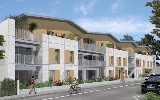 Programme-Immobilier-Neuf-La Teste de Buch-Estrella-Immocub