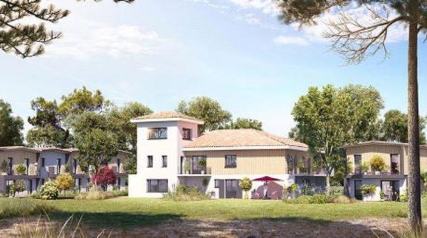 Programme-Immobilier-Neuf-La Teste de Buch-So'Dune-Immocub