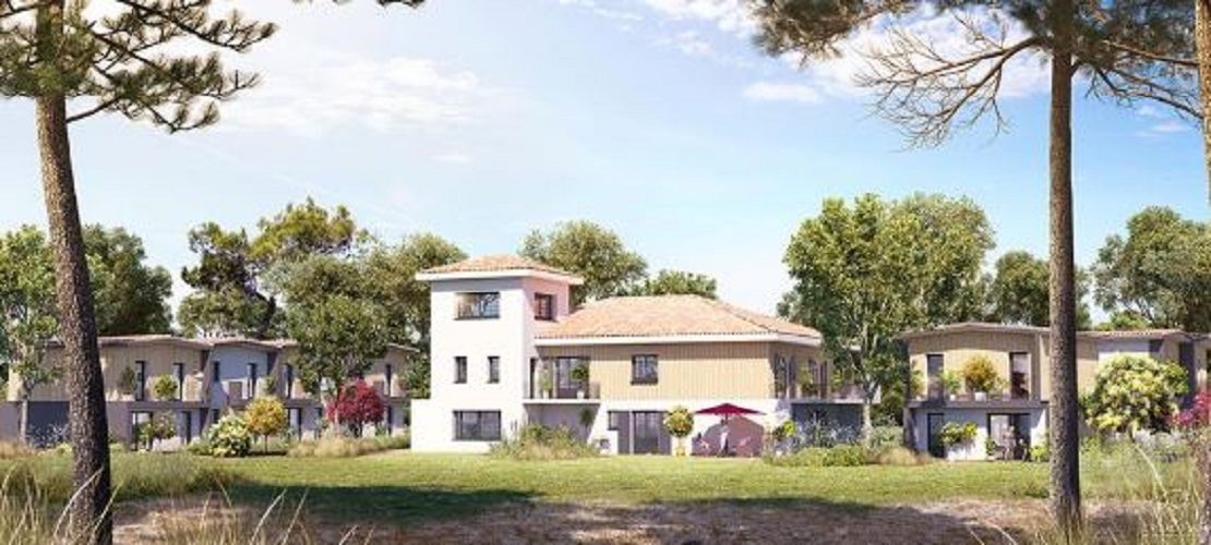 Programme neuf la teste de buch so 39 dune immocub 200 for Programme de logement neuf