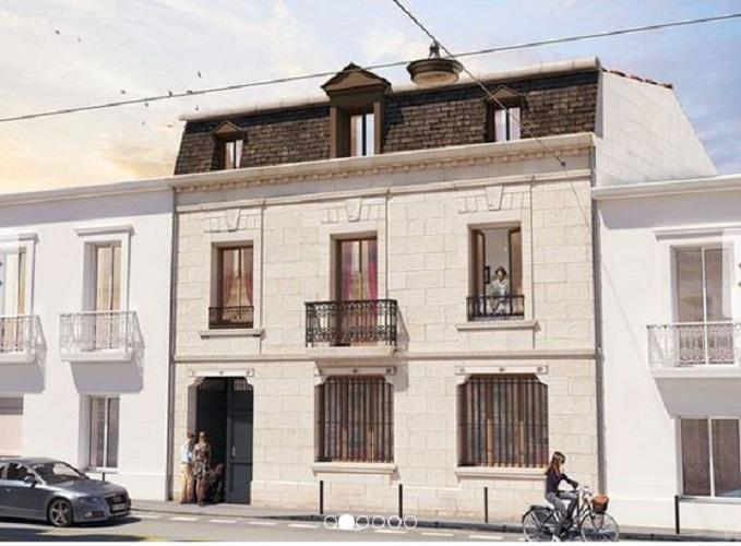 Programme neuf bordeaux septime immocub 200 programmes neufs for Immobilier bordeaux centre