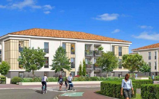 Programme-Immobilier-Neuf-Mérignac-Les Demoiselles-Immocub