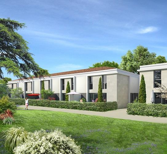 Programme neuf cenon le clos fran ois des bories immocub 200 for Maison neuve programme immobilier neuf