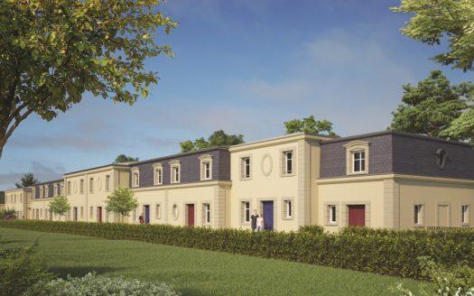 Programme-Immobilier-Neuf-Le Bouscat-Les Demeures d'Arpeggio-Immocub