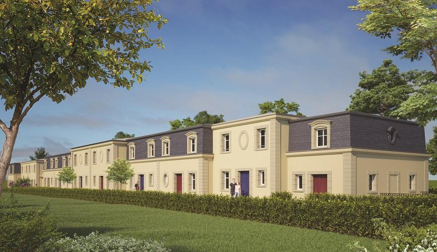 Programme neuf le bouscat les demeures d 39 arpeggio immocub 200 for Maison neuve programme immobilier neuf