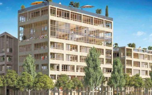 Programme-Immobilier-Neuf-Bordeaux Bastide-Quai 56- Immocub