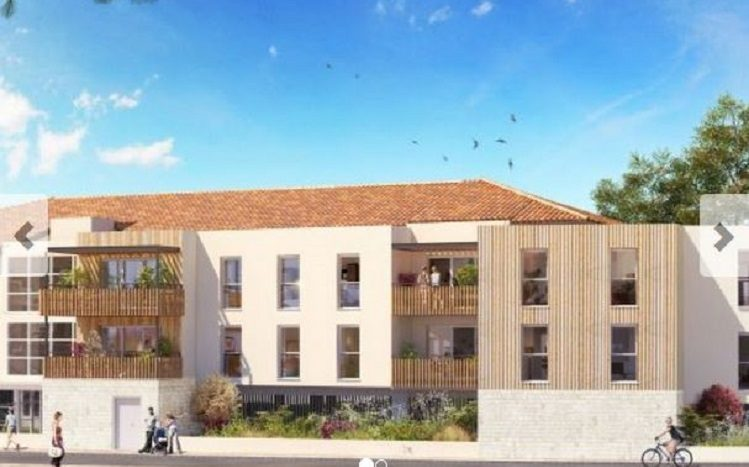 Programme-Immobilier-Neuf-Gujan Mestras-Grand Angle - Immocub
