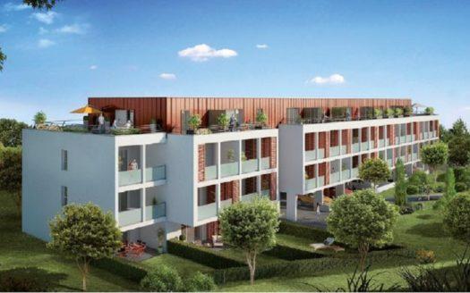 Programme-Immobilier-Neuf-Le Bouscat-Feeling B - Immocub