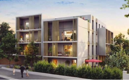 Programme-Immobilier-Neuf-Pessac-90th avenue- Immocub