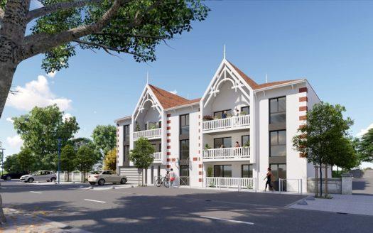 Programme-Immobilier-Neuf-Andernos les Bains-Fleur Océane- Immocub