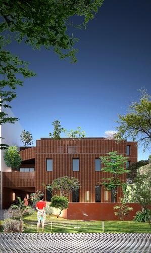 Programme neuf bordeaux belcier les portes de nansouty for Location appartement bordeaux et ses environs
