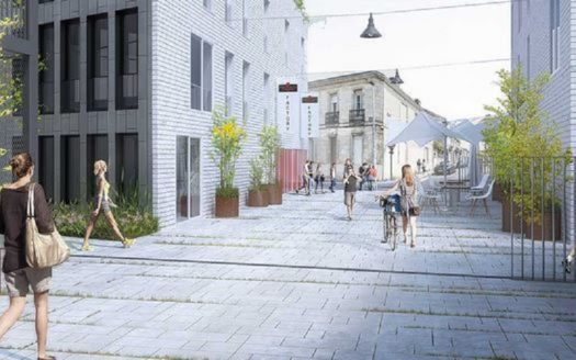 Programme-Immobilier-Neuf-Bordeaux centre-La Factory-Immocub