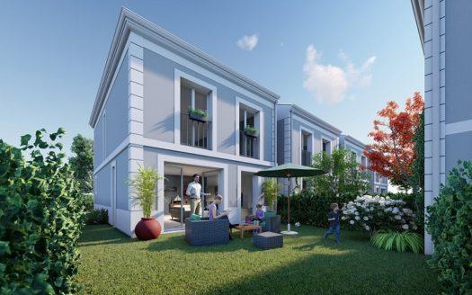 Programme-Immobilier-Neuf- Le Bouscat-Le CLos d'Andorte-Immocub
