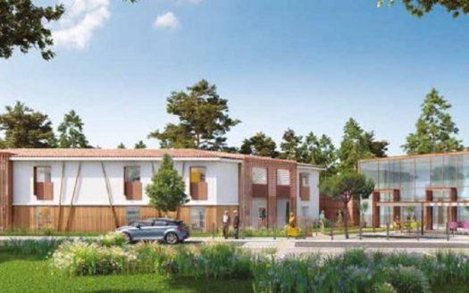 Programme-Immobilier-Neuf-Saint Aubin du Médoc-Le Domaine de Villepreux-Immocub