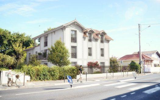 Programme-Immobilier-Neuf-La Teste de Buch-Villa Rose Blanche-Immocub