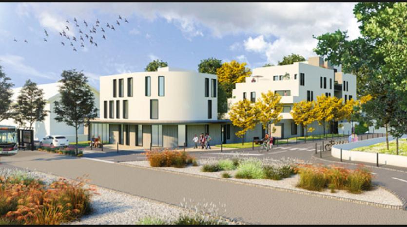 Programme-Immobilier-Neuf-Bayonne-Carré Busquet-Immocub