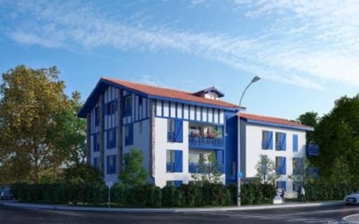 Programme-Immobilier-Neuf-Biarritz-Le Clos de l'Aguilera-Immocub