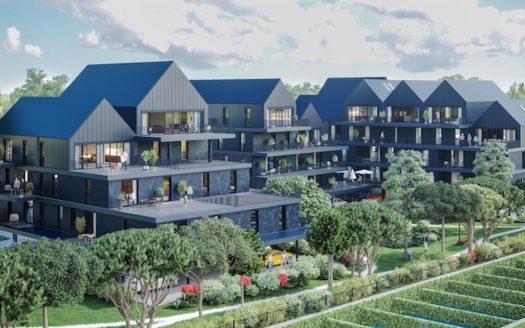 Programme-Immobilier-Neuf-Bègles-Les Carrelets de l'Estey - Immocub