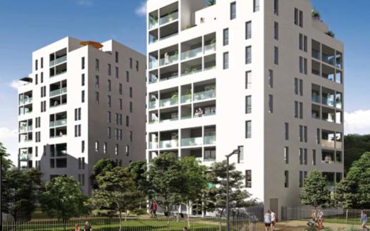 Programme-Immobilier-Neuf-Bordeaux-Préface - Immocub