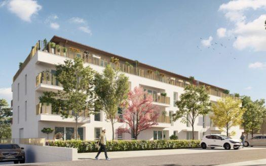 Programme-Immobilier-Neuf-Carbon Blanc-Le Clos des Chênes Blancs-Immocub