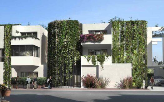 Programme-Immobilier-Neuf-Talence-Villa Clématite-Immocub
