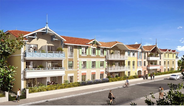 Programme-Immobilier-Neuf-Villenave d'Ornon-La Belle Saison-Immocub