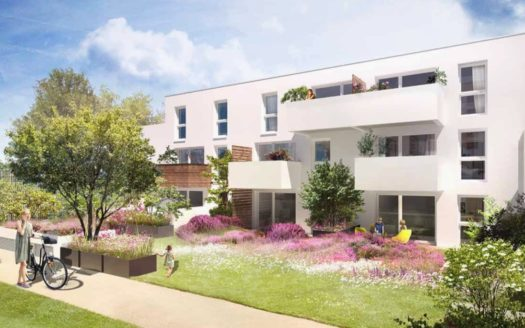 Programme-Immobilier-Neuf-Villenave d'Ornon-Vill'Garden 2- Immocub