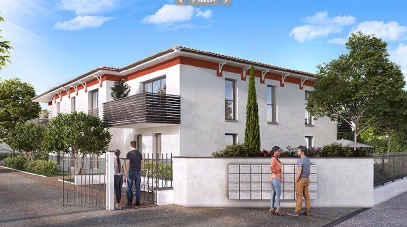 Programme-Immobilier-Neuf-Villenave d'Ornon-Les Jardins de Beunon-Immocub